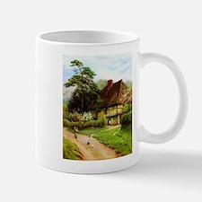 Old English Country Cottage Mug