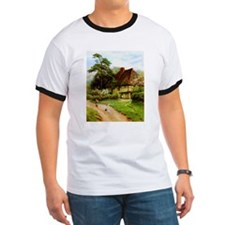 Old English Country Cottage T