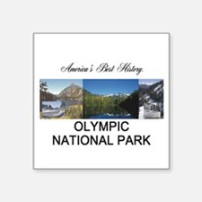 """ABH Olympic NP Square Sticker 3"""" x 3"""""""