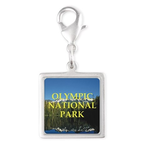 ABH Olympic NP Silver Square Charm