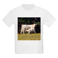 cow and calf Kids T-Shirt