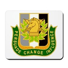PSYOP Regimental Crest Mousepad