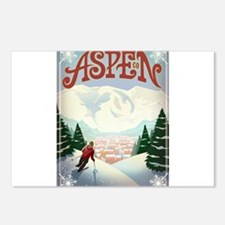 Aspen Paradise Postcards (Package of 8)