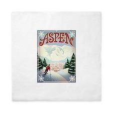 Aspen Paradise Queen Duvet