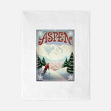Aspen Paradise Twin Duvet