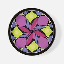 Geometric Design #9 Wall Clock