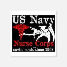 Navy Nurse Corps Soul Reaper Sticker