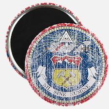 Aged Colorado Seal Magnet