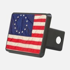 AMERICAN COLONIAL FLAG Hitch Cover