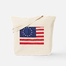 AMERICAN COLONIAL FLAG Tote Bag