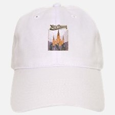 Faded French Quarter Baseball Baseball Cap
