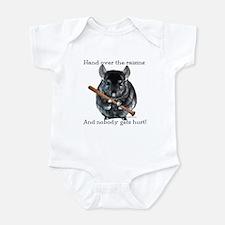 Chin Raisin Infant Bodysuit