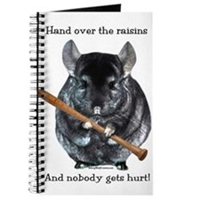 Chin Raisin Journal