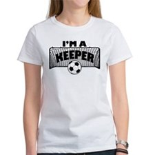 Im a Keeper soccer copy.png T-Shirt