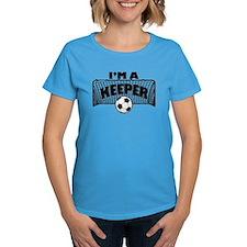 Im a Keeper soccer copy.png T-Shirt