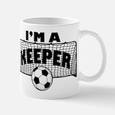 Im a Keeper soccer copy.png Mug