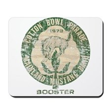 Vintage Cotton Bowl Parade Mousepad