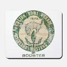 Vintage Cotton Bowl Parade Mousepad