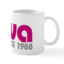 Diva Since 1988 Small Mugs