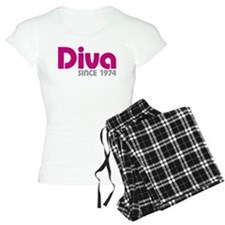 Diva Since 1974 Pajamas