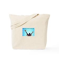 Bacon Belief Tote Bag