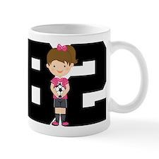 Soccer Sports Number 82 Mug