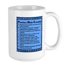 Math Practices Mug