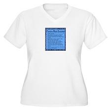 Math Practices Plus Size T-Shirt