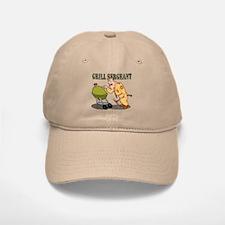 Grill Sergeant<br> Baseball Baseball Cap