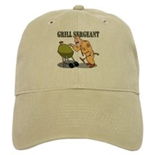 Grill Sergeant<br> Baseball Cap