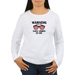 X-Ray Vision In Use Women's Long Sleeve T-Shirt