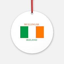 Mullingar Ireland Ornament (Round)