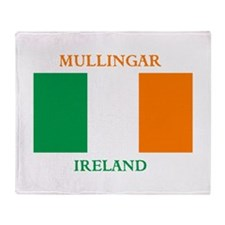 Mullingar Ireland Throw Blanket