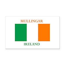 Mullingar Ireland Rectangle Car Magnet