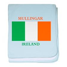 Mullingar Ireland baby blanket