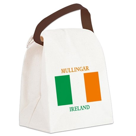 Mullingar Ireland Canvas Lunch Bag