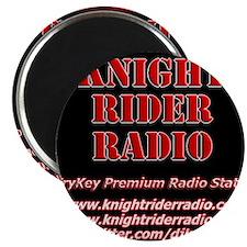 "Funny Radio station 2.25"" Magnet (100 pack)"