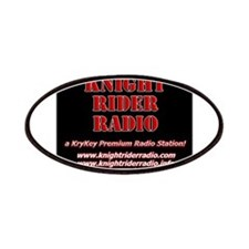 Funny Radio stations Patches