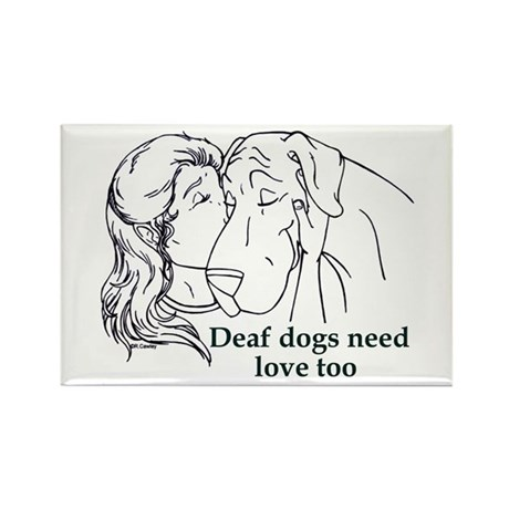 DD love too Rectangle Magnet (10 pack)