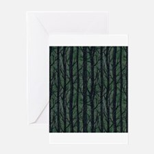 Forest Enchantment Greeting Card