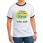Who Made Steve? Ringer T
