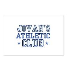 Jovan Postcards (Package of 8)