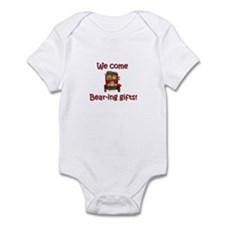 We come bear-ing gifts Infant Bodysuit