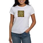 Celtic Letter F Women's T-Shirt
