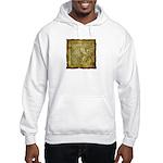 Celtic Letter F Hooded Sweatshirt