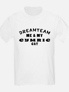 Cymric Cat Designs T-Shirt