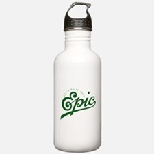 Story Split Water Bottle