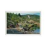 Bike Ride Rectangle Magnet