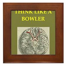 bowler Framed Tile