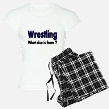 Wrestling. What esle is There? Pajamas